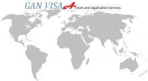 GAN VISA and Legalisation Services
